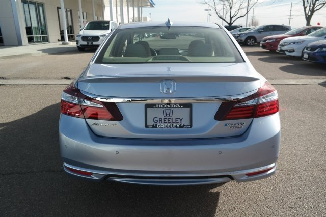 pre owned 2017 honda accord hybrid touring 4dr car in greeley 17h319 honda of greeley. Black Bedroom Furniture Sets. Home Design Ideas